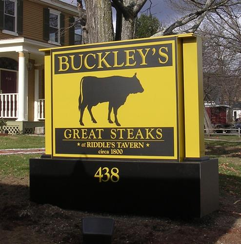 Buckley's Great Steaks, Merrimack NH