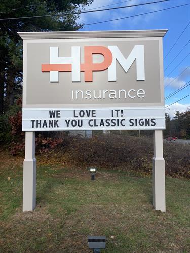 HPM, Amherst NH