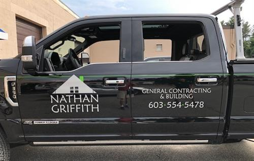 Nathan Griffith Construction, Amherst NH