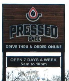 Pressed Cafe, Nashua NH
