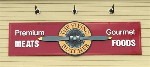 The Flying Butcher, Amherst NH