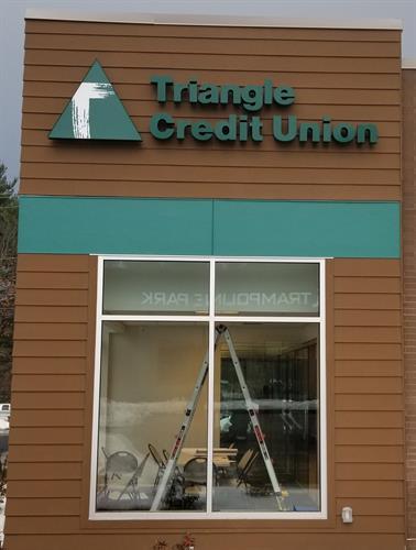 Triangle Credit Union, Merrimack NH