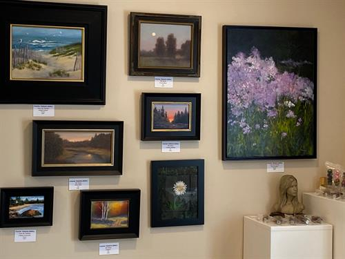Local Artist gallery space