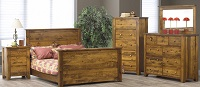 Canadian Made Solid Wood Bedroom Sets