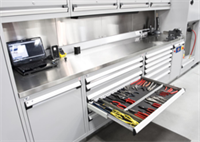 Toolboxes and Work Centers