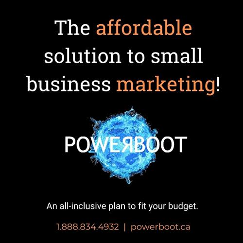 The affordable solution to small business marketing!