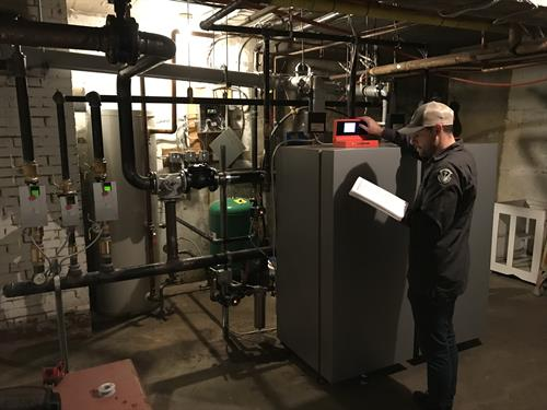 Boilers are our specialty, if you want it to not just work but save you money and give you comfort