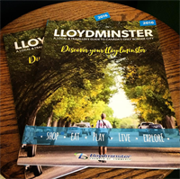 Lloydminster's Local & Traveller's Guide
