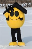 Our Mascot Happy enjoys attending various community events & the kids think Happy's great!