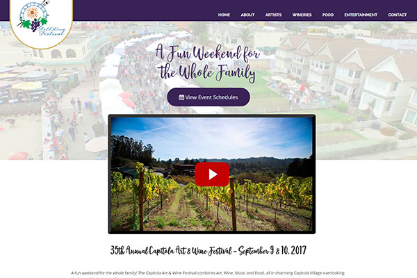 Capitola Art and Wine