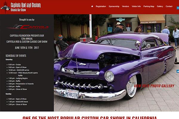 Capitola Rod And Custom