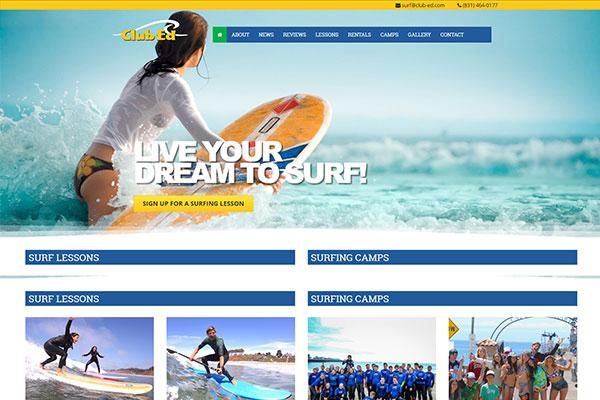 Club Ed Surfing School