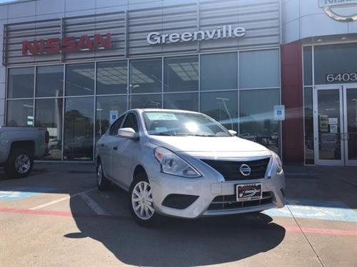 Versa - Great entry level car Automatic or Manual transmission