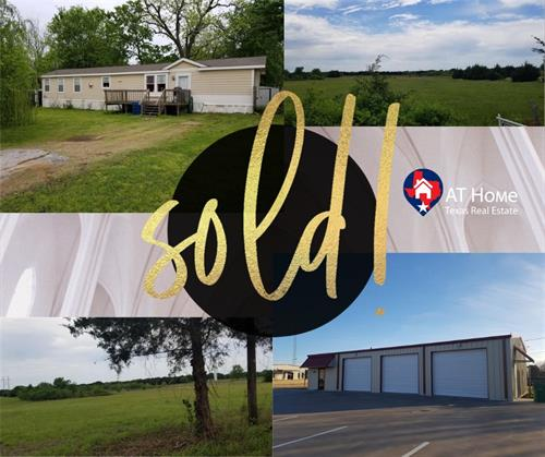 Sold Sold Sold, Homes sold in Hunt County!