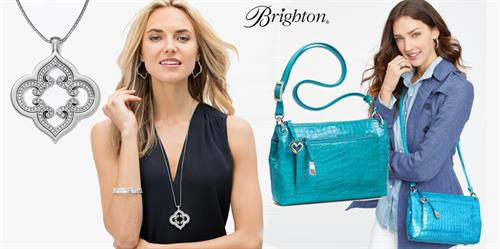 CC & Company carries Brighton jewelry and handbags.