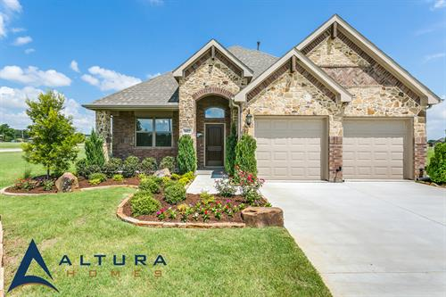 Cottonwood Model Home