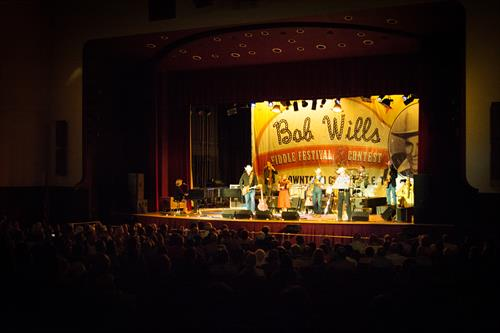 Bob Wills Fiddle Festival at the GMA