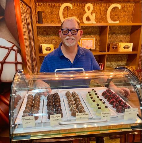 Tom the Chocolatier
