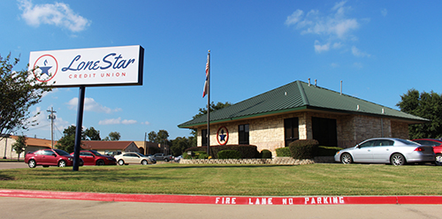 Lone Star Credit Union Greenville, TX Branch