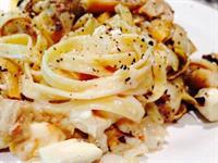 Seafood Fettuccini