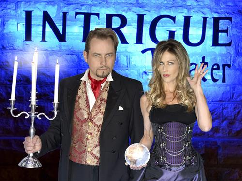 Intrigue Theater, Every night unique and unforgettable