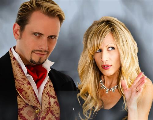 Intrigue Theater Illusionist & Ghost Talker