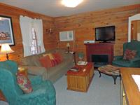 Family Cabin living room