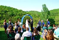 Sky Ridge Pavilion - variety of outdoor wedding locations