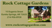 Rock Cottage Gardens Bed & Breakfast Inn & Wedding Chapel