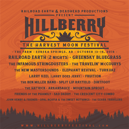 Hillberry The Harvest Moon Festival Oct 12 2023 Greater