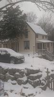 Sweet House snow