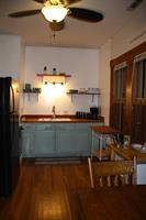 Fully equiped kitchen ready for your receipes and gourmet talents.
