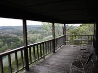 Cedar Ridge deck