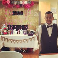Event Staff for baby showers, weddings, corporate parties and more