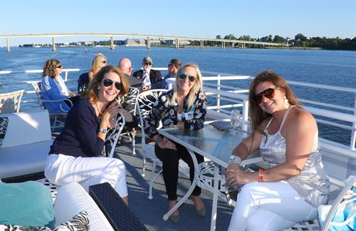 Boating- Networking