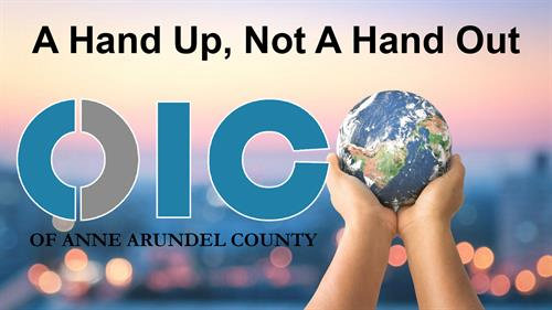 "OIC ""A Hand Up, Not A Hand Out"""