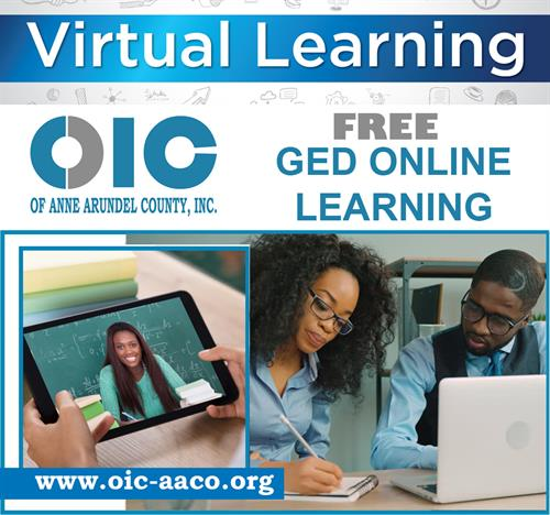 OIC Virtual Learning GED Classes