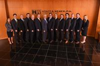 Your Hyatt & Weber Team - right here in Annapolis