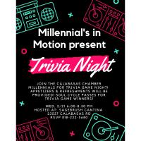 Millennial's in Motion Trivia Night