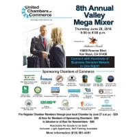 United Chamber of Commerce Mega Mixer