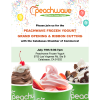 Peachwave Frozen Yogurt Grand Opening & Ribbon Cutting Ceremony