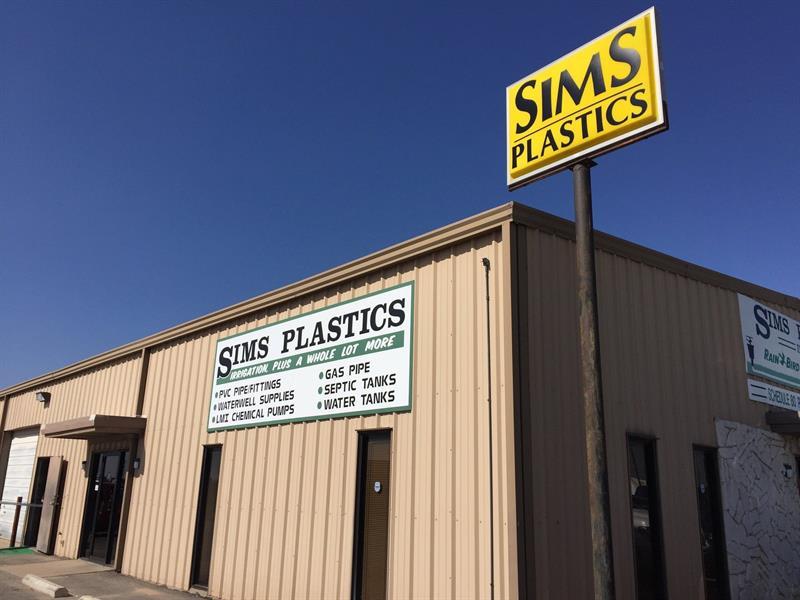 Odessa Sims Plastics