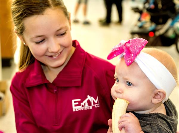 E&M Services sponsored Women's Day Walk/Run