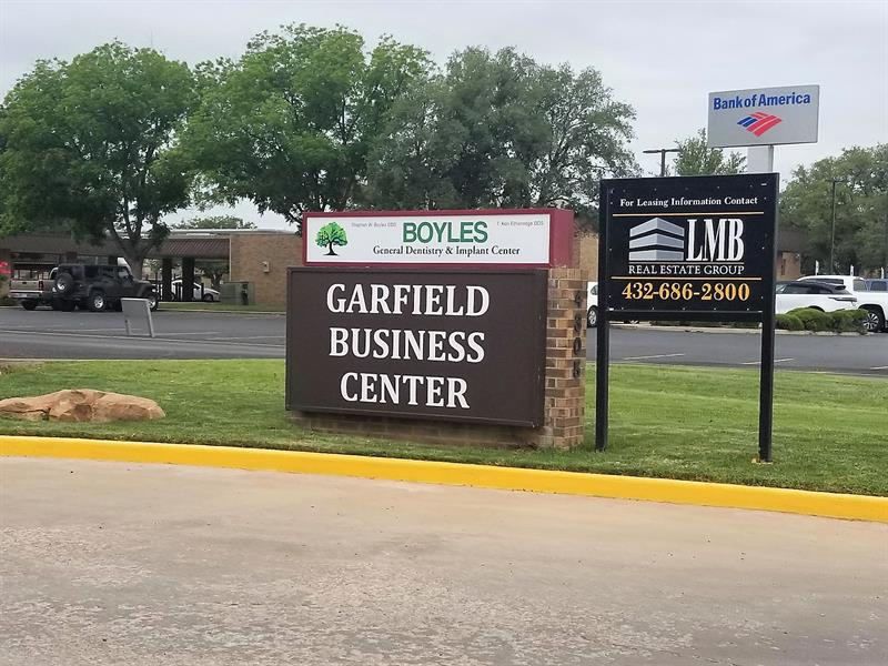 We are located in the Garfield Business Center, Suite 219