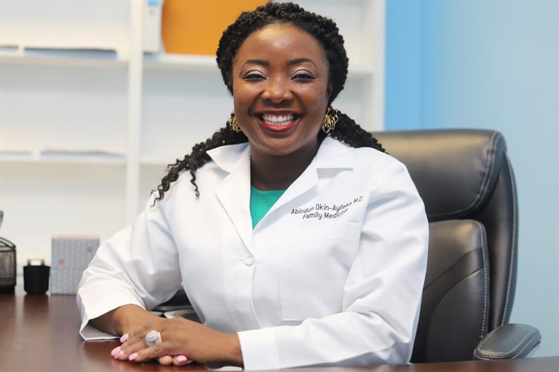 Dr. Abiodun Okin-Ayileka