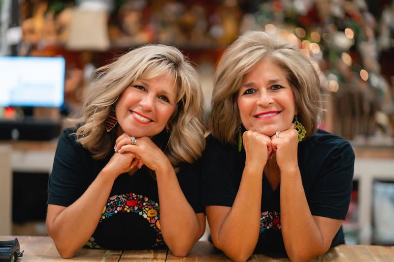Owners Kathy Harrison & Becky McCraney