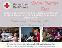 American Red Cross Hosts Virtual Volunteer Recruitment Fair