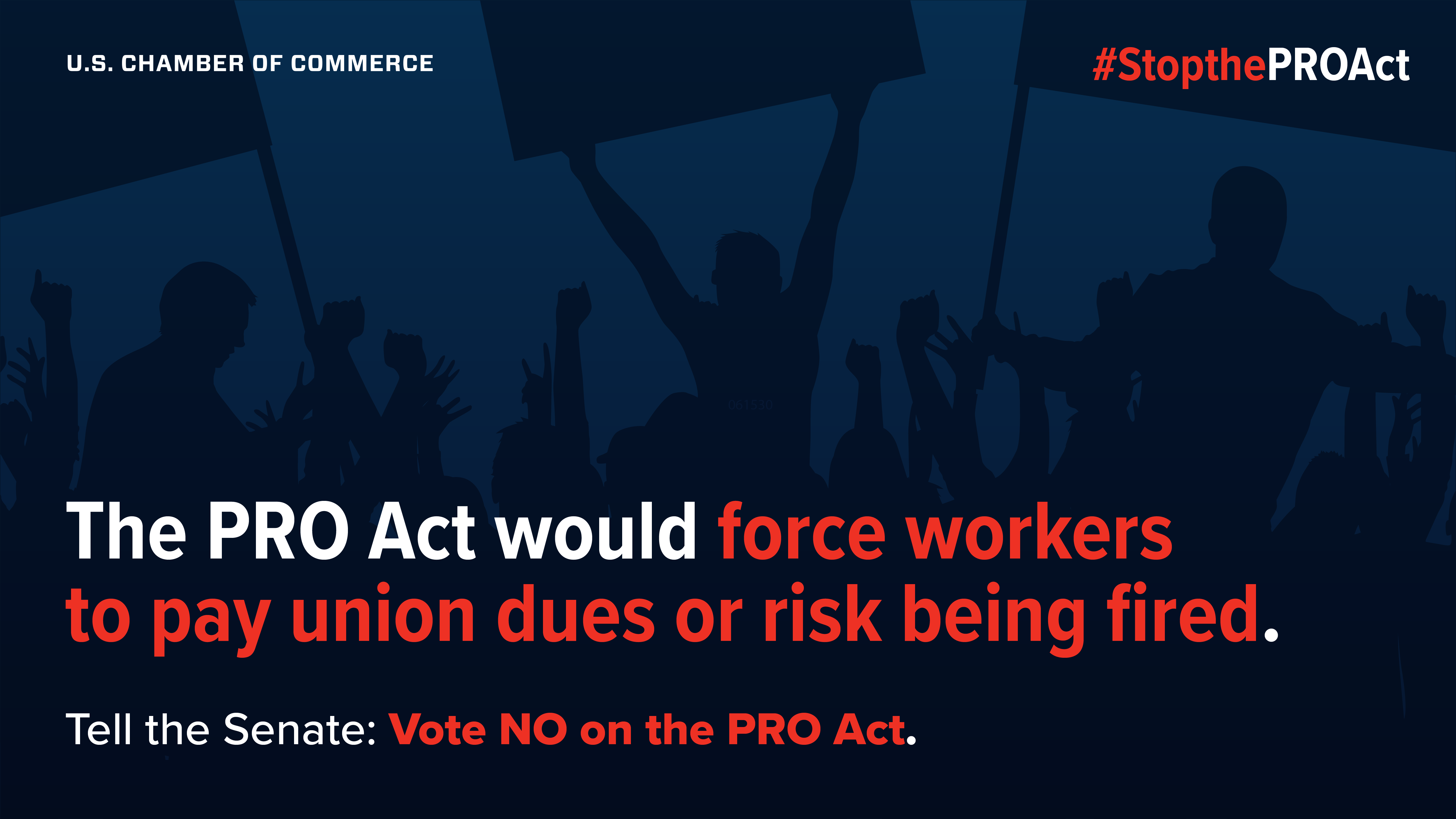 PRO Act Would Damage America's Workforce