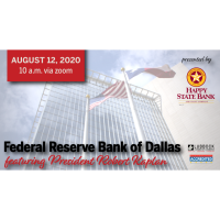 Federal Reserve Bank of Dallas Webinar