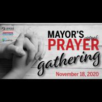 Mayor's Prayer Gathering (Virtual)